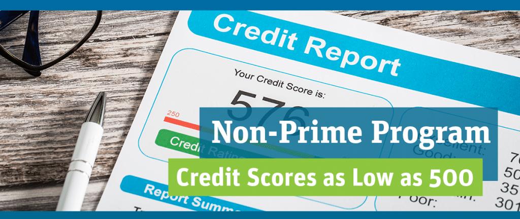 Non-Prime Loans
